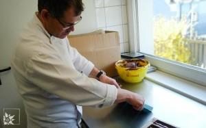 Schokoladenherstellung Tiroler Edle