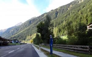 Papp-Polizist Österreich Tirol