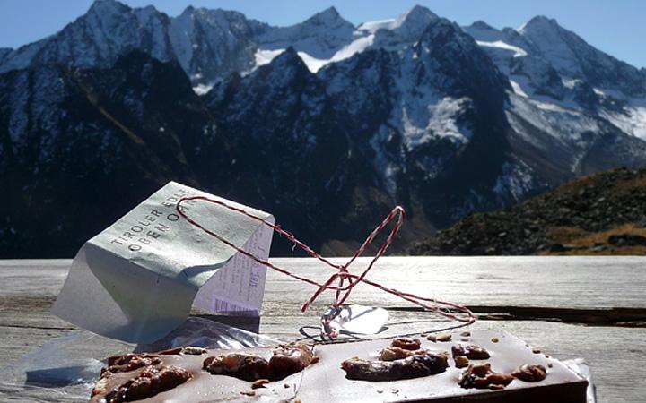 Tiroler Edle Schokolade
