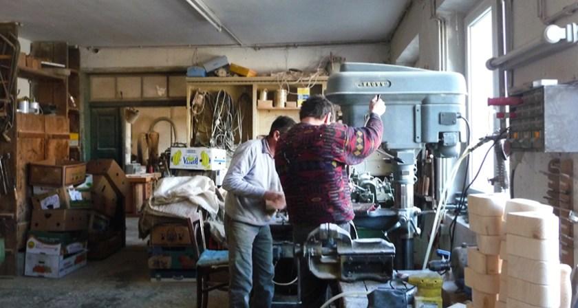 Werkstatt Drechselrei Tirol