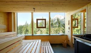 sauna-forsthofalm