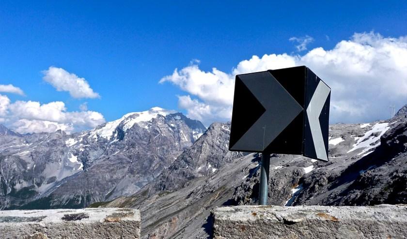Stilfser Joch - Alpenpass