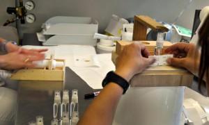 Produktion Kosmetik Metzler naturhautnah