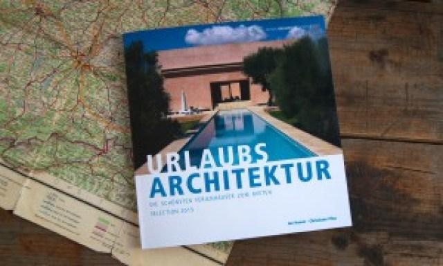 Buch Urlaubsarchitektur 2015