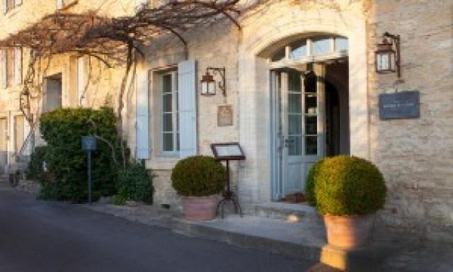 Eingang Hotel Crillon le Brave | Provence | Relais et Chateaux