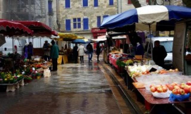 Markt | Isle de la Sorge