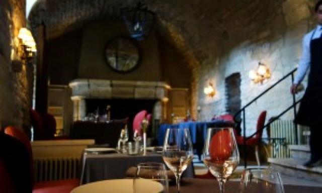 Restaurant Jérôme Blanchet | Hotel Crillon Le Brave
