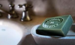 Provenzialische Seife | Hotel Crillon Le Brave