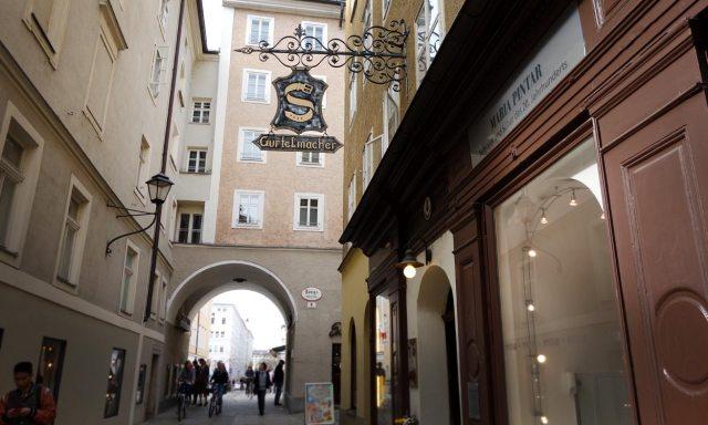 Gürtelmacher Salzburg