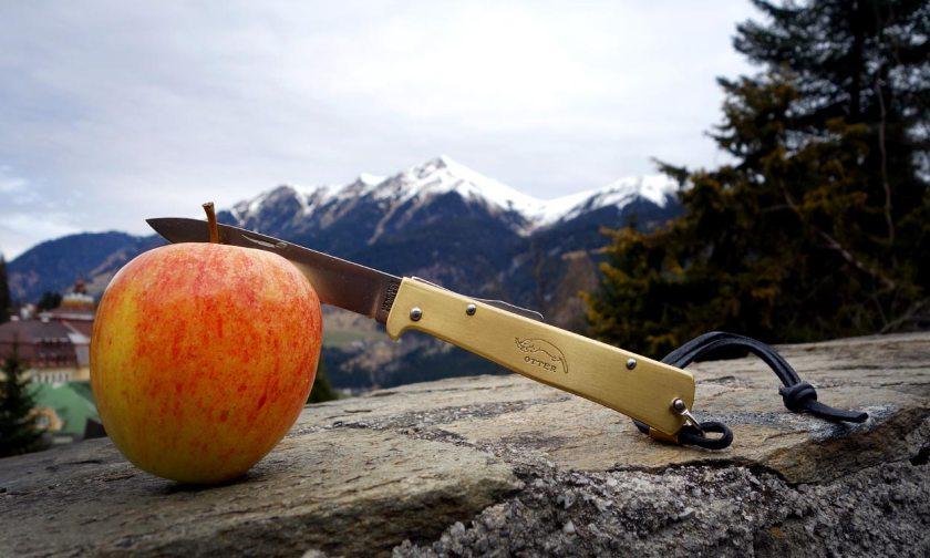 Ottermesser Apfel Gasteinertal