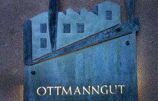Türschild Ottmanngut Meran | Südtirol