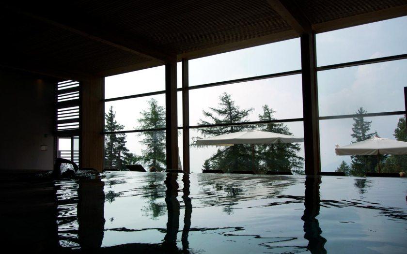 Vigilius Mountain Resort - Schwimmbad