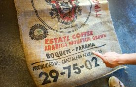 Rohware Kaffeerösterei 220 Grad - Salzburg