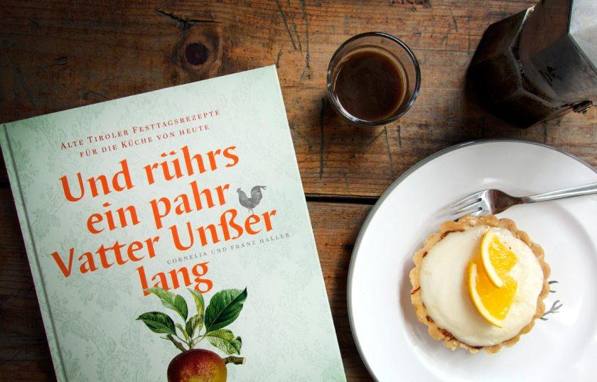 Kochbuch Saltauserhof Und rühre ein pahr Vater Unser lang