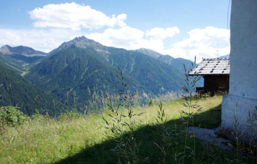 Ausblick Moritzhöhe Ultental