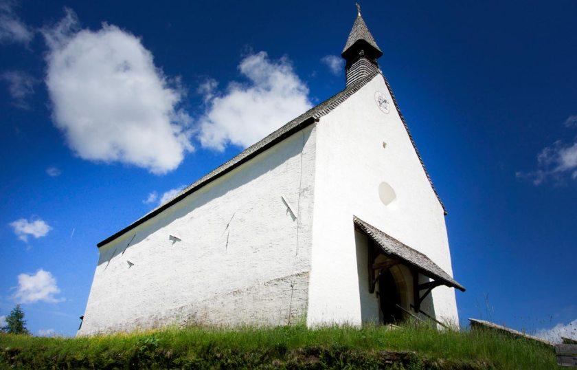 Kirche Moritzhöhe Ultental Südtirol