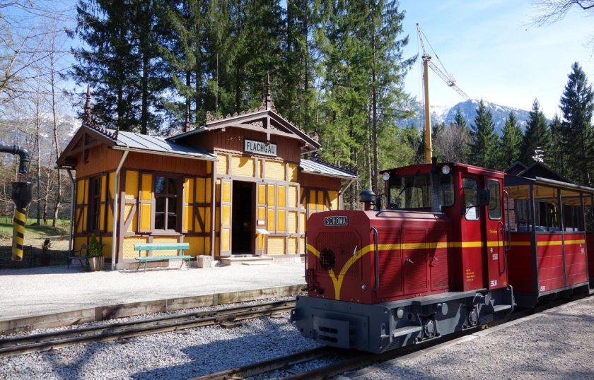 Salzburger Freilichtmuseum - Bahn