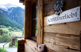 Gletscher Chalet Stubai - Schneeverliebt