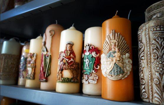 Traditionelle Kerzenherstellung – Nagy Salzburg