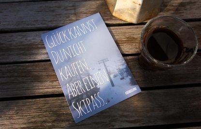 Postkarte - Magazin Königslinie