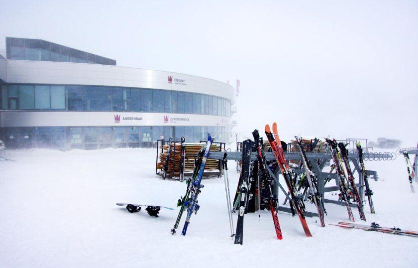 Eisgrat – Skigebiet Stubaier Gletscher
