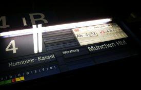 Zug Hamburg München