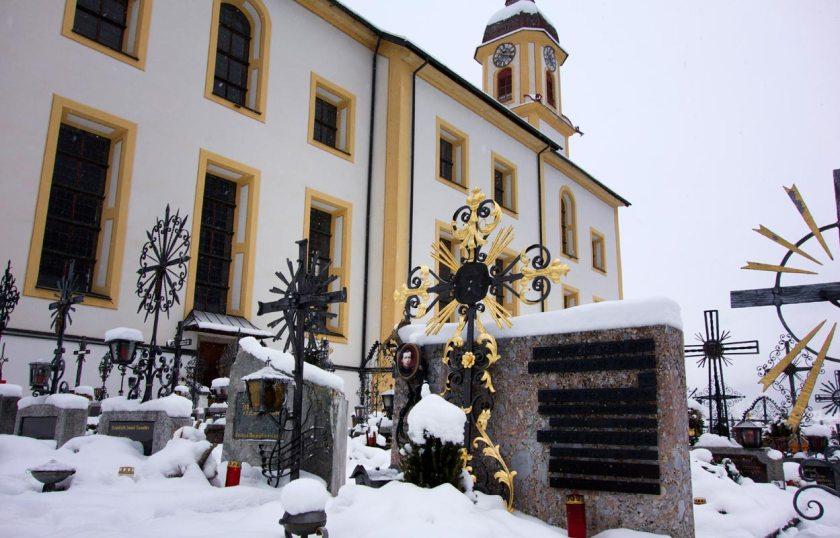 Grab Franz Senn - Neustift im Stubaital