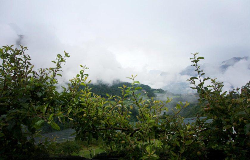 Regentag Südtirol