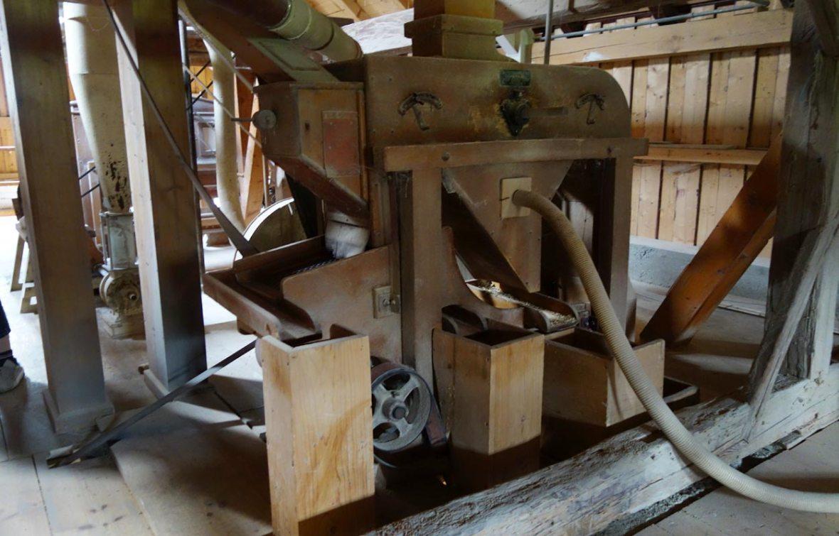 Fuchsmühle Anthering - Mühle