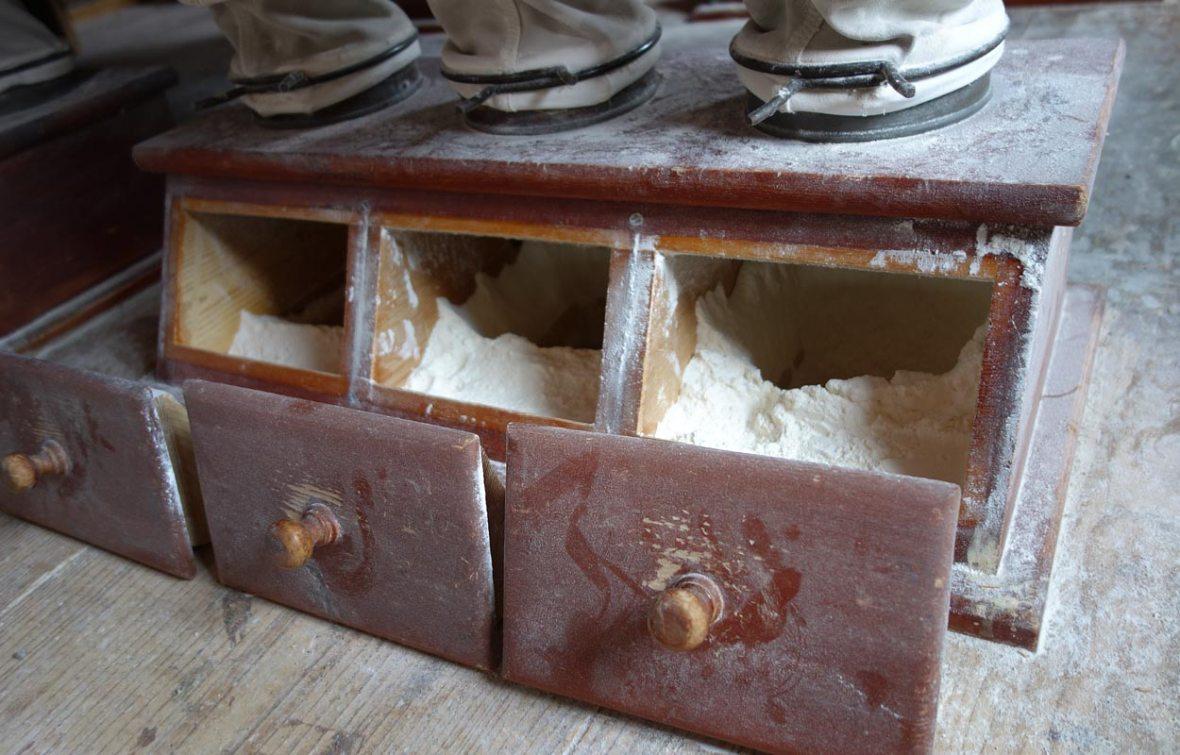 Fuchsmühle Anthering - Rüttler