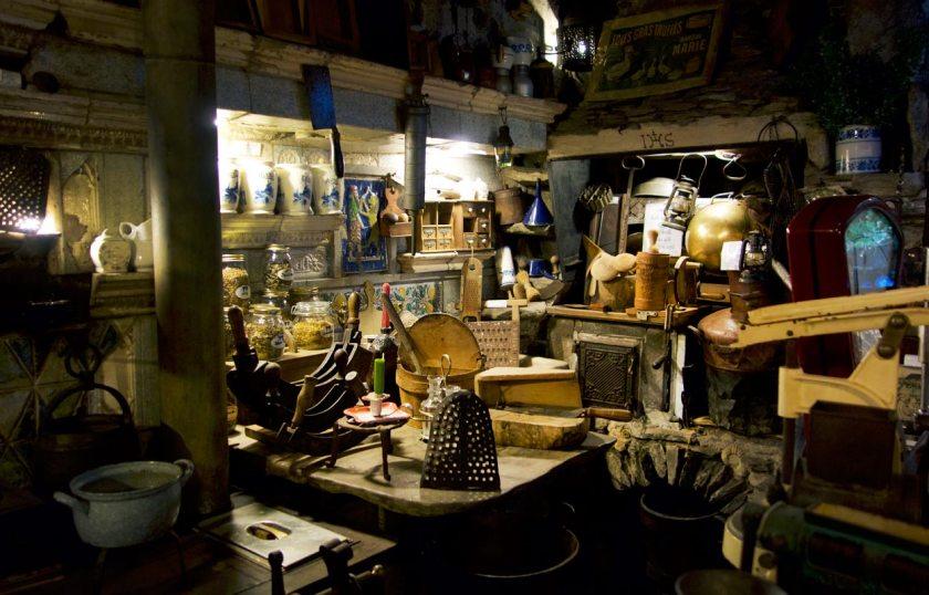 Küchengeräte Museum Onkel Taa