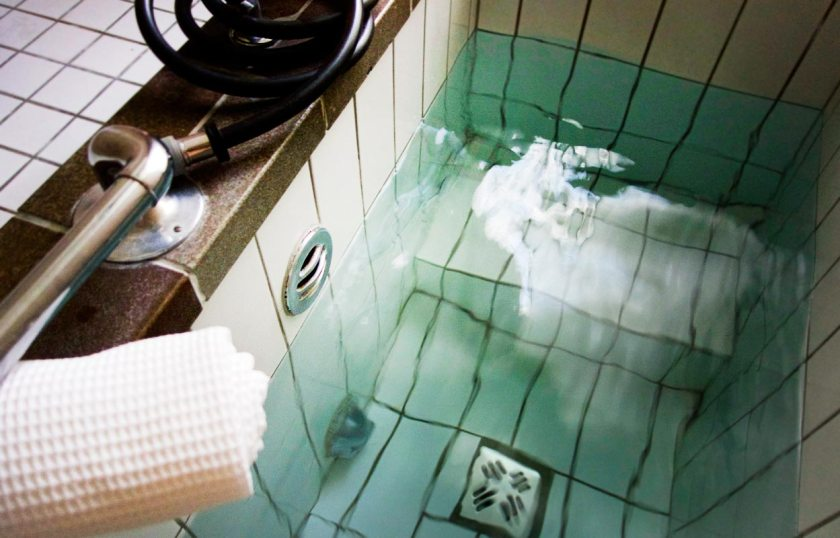 Wasserbecken Thermalbad - Hotel Miramonte Bad Gastein