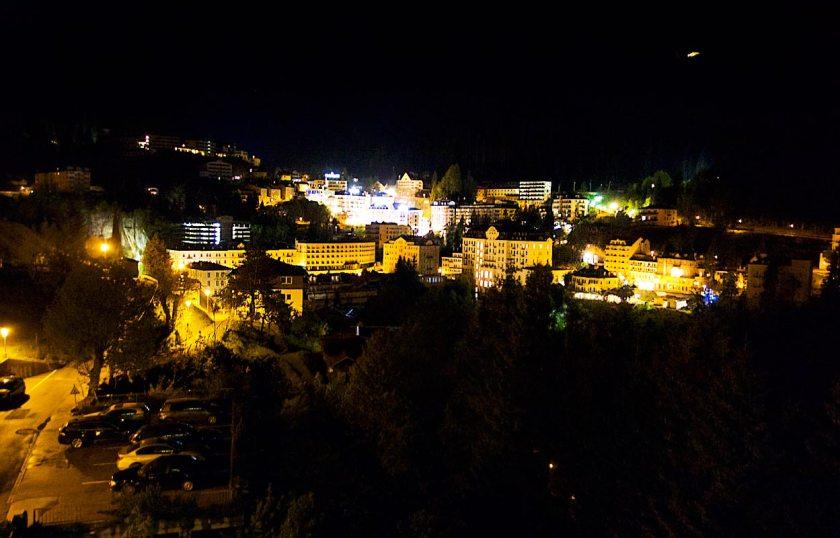 Nacht Hotel Miramonte Bad Gastein
