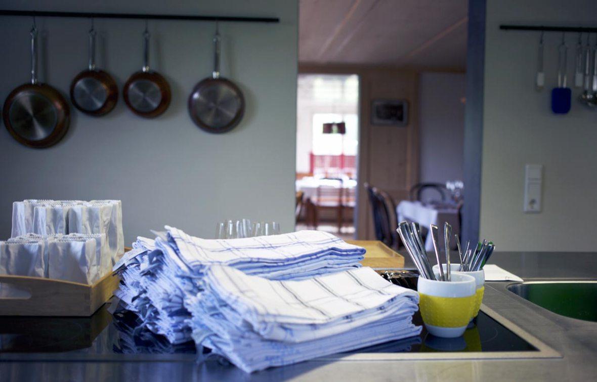 Küche bei Frau Kaufmann