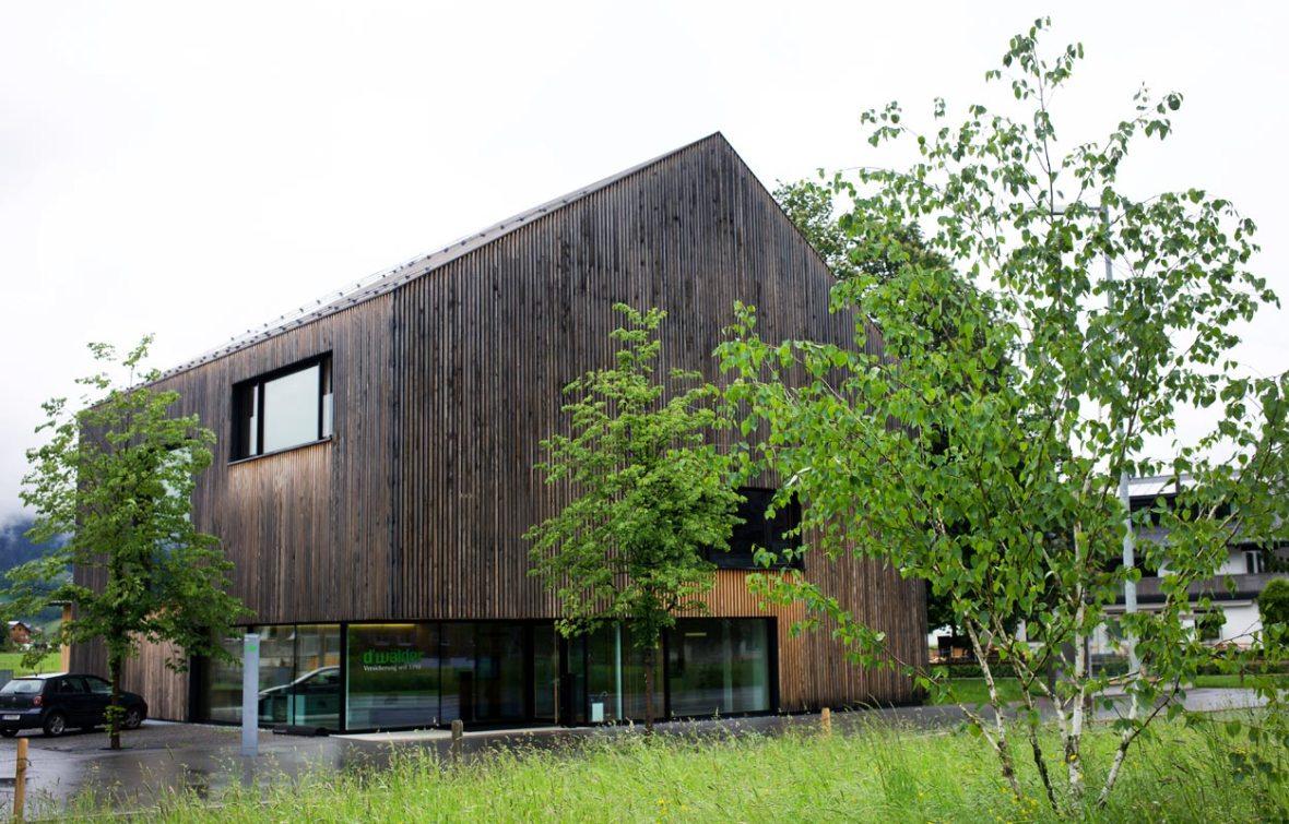 Wälder-Versicherung - Umgang Bregenzerwald