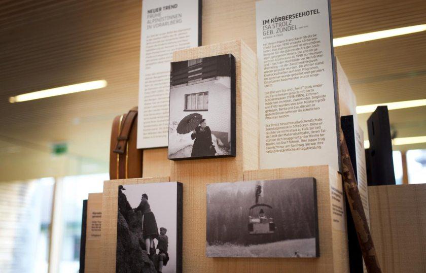 Frauen im Aufstieg Frauenmuseum Hittisau