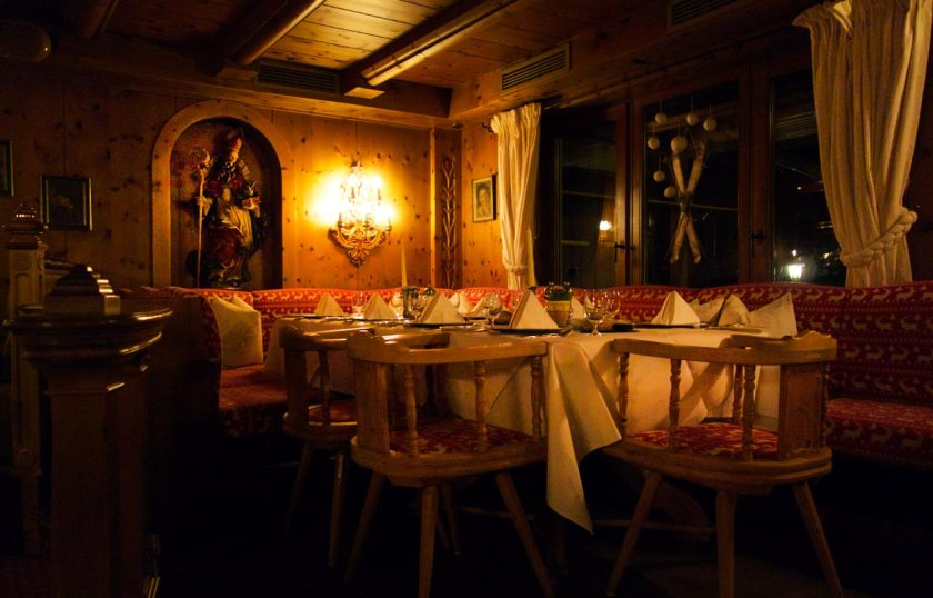 Restaurant Jagdhof Neustift