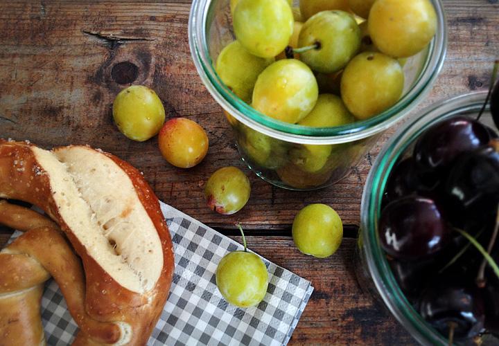 Brezn - Obst