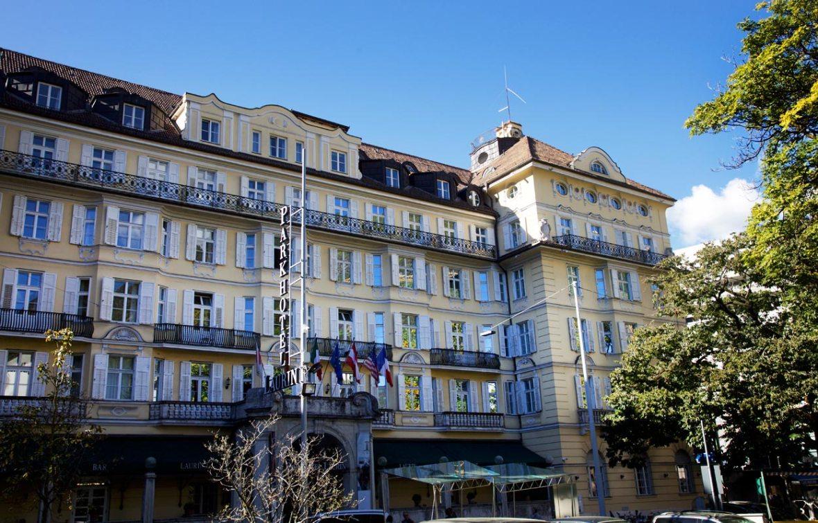 Parkhotel Laurin Bozen