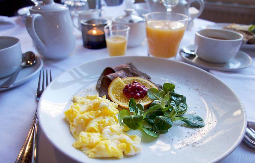 Altstadt Vienna - Frühstück mit Ei