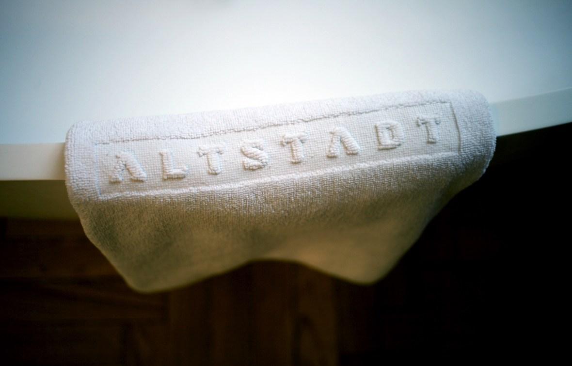 Hotel Altstadt Vienna – Handtuch