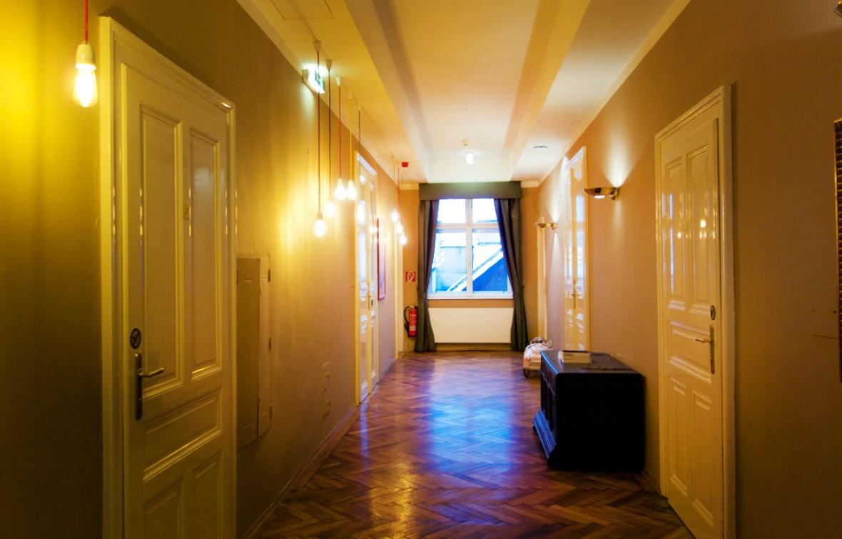Hotel Altstadt Vienna - Etagenflur