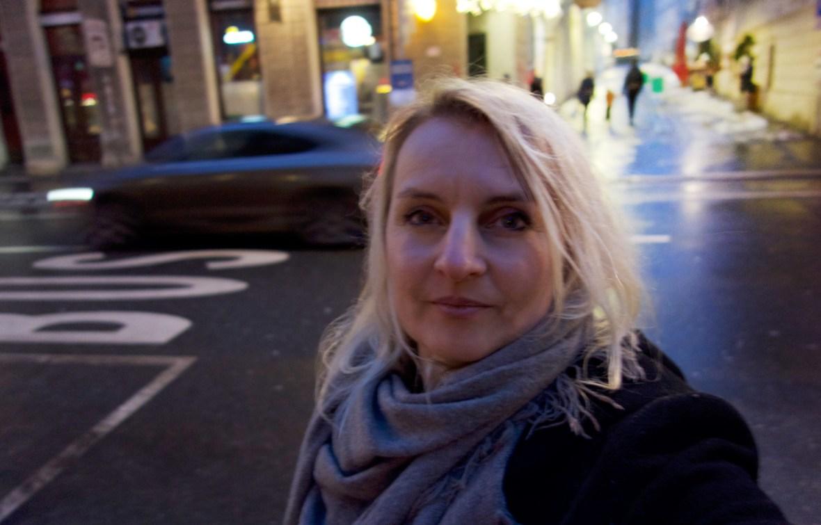 Selfie in Wien