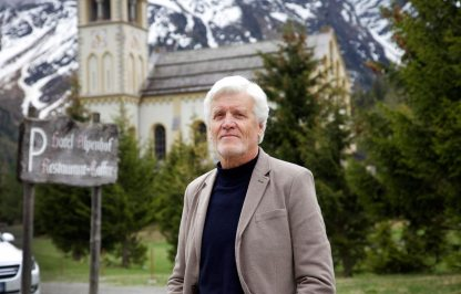 Architekt Arnold Gapp - Sulden