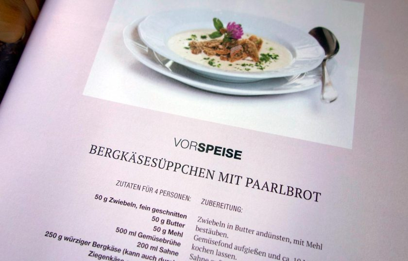 Rezept im Alpenmagazin