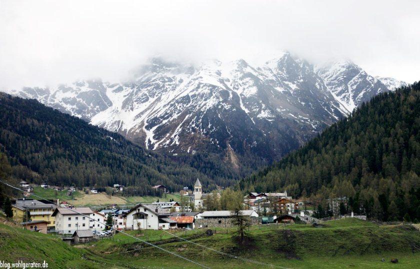Sulden Vinschgau Südtirol