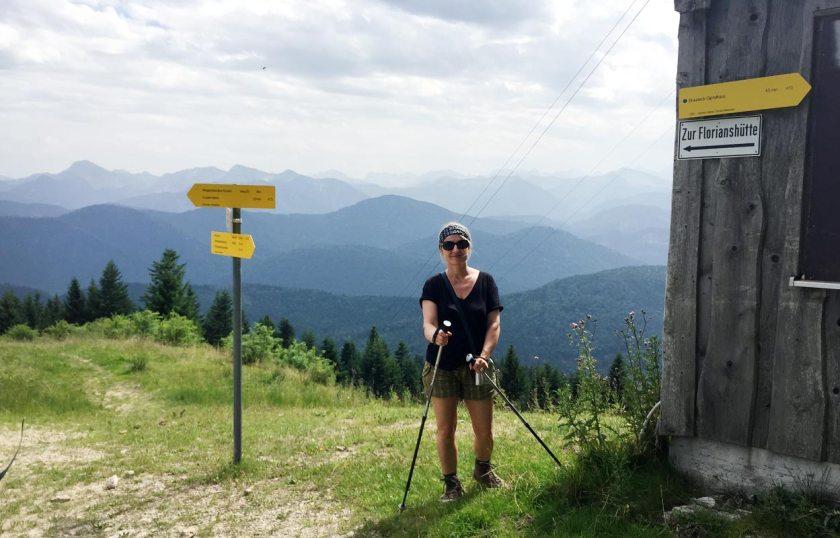 Brauneck - Bayrische Alpen