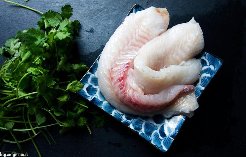 Fisch für Ceviche