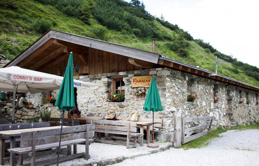 Karalm Stubaital Tirol