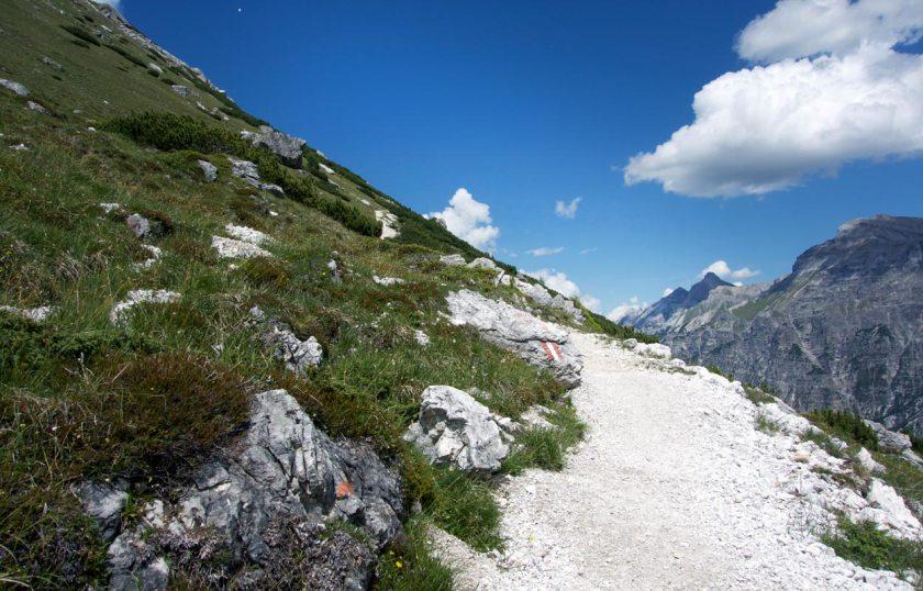 Wanderung zur Karalm - Stubaital Tirol